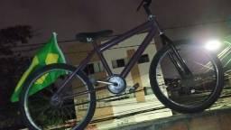 Bike BMX para pular