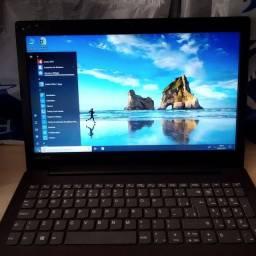 Computador Lenovo ideadpad 330 com falha não identificada.