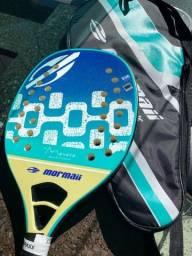 Raquete beach tennis mormai