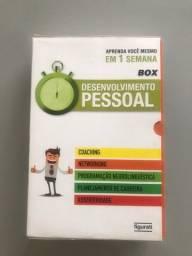 Título do anúncio: Box Desenvolvimento Pessoal Figurati
