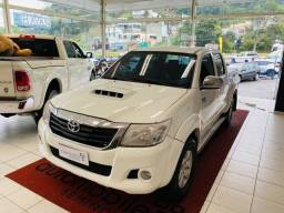 Título do anúncio: Toyota Hilux CD SRV D4-D 4x4 3.0