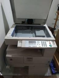 Máquina de fotocópias