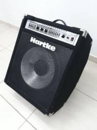 Amplificador de baixo hartck A100
