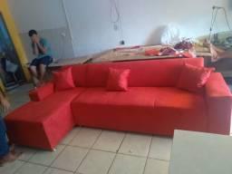 Sofá de L