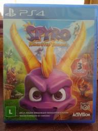 Spyro PS4 Jogo lacrado