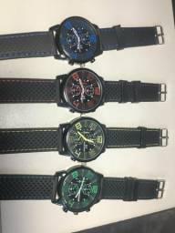 Relógios novos vários modelos