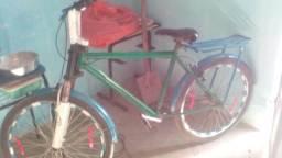 Vendo bicicleta 270 ou troco em celular