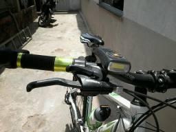 Bicicleta Alumínio aro26 - Mountain Bick semi-nova