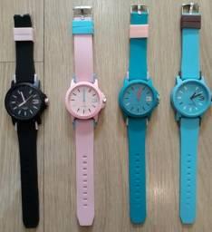 Relógios femininos adulto e infantil