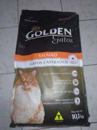 Ração Golden Gatos Salmão