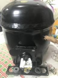 Compressor de geladeira Elgin