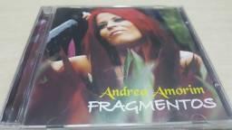 CD - Andrea Amorim - Fragmentos - usado