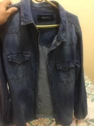 Casaco jeans Marfinno denim