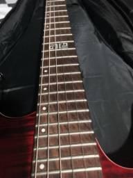 Guitarra ibanez signature kiko loureiro 10p TRR - Em até 12x sem juros