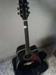 Violão folk Gianinni
