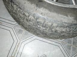 Vendo ou troco em pneus 16 novos