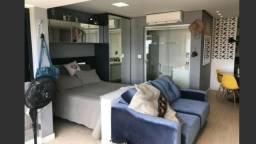 Lindo apartamento Loft, 100% Mobiliado, Batista Campos