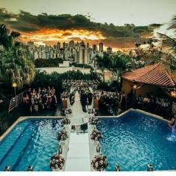 Espaço para casamentos e eventos empresariais