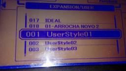 Vendo teclado top 650 1.600