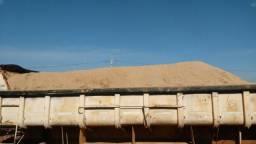 Caminhão trucado de areia media 830,00 reais 9969 99120