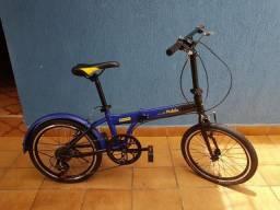 Bike dobravel - Circuito pedalar - Nova na caixa
