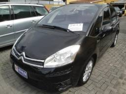 Citroen C4 Picasso 2013 2.0 Automático 49mkm Paddle Shift Abs 6 Air Bags Ar Cond Digital - 2013
