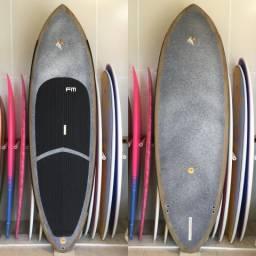 Prancha de Stand Up Paddle 10'0 usada completa com Remo