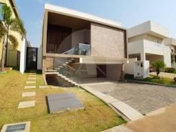 Casa térrea nova com 3 suítes no condomínio Alphaville 2 - Bairro Jardim Itália
