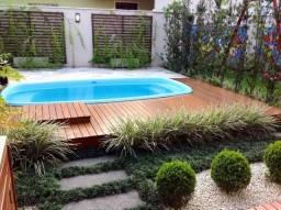 (DW) Casa com piscina em Guarajuba