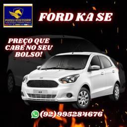 Ford Ka SE Zerado!