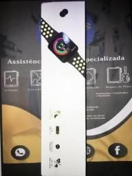 Pulseira Smartband Inteligente Batimentos Pressão Para Atividades Física