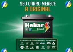 Promoção Bateria heliar 60ah 12v - 18 meses de garantia Entrega grátis