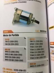 Motor de Partida CG150 Todas Magnetron