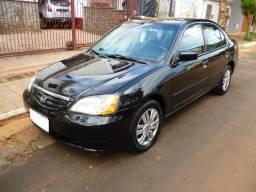 Honda civic 1.7 automatico 2003 - 2003