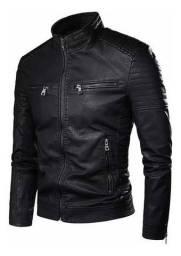 Jaqueta de couro 160