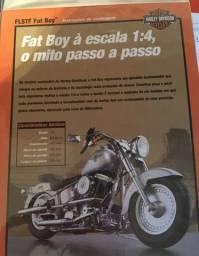 Coleção dagostini Harley Davidson