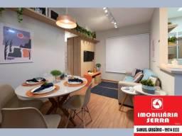 SAM [020] Vista Jardim - 53m² - 3 quartos - Entrada em 80X - Entrada facilitada