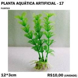 Planta Aquática Artificial Modelo 17