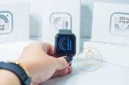 Relogio Inteligente Smartwatch D20 passometro e mede pressão sanguinea