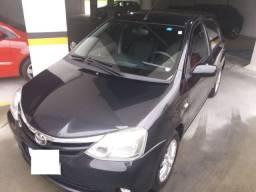 Toyota Etios XLS 1.5 ano 2013 - Top de linha - Particular