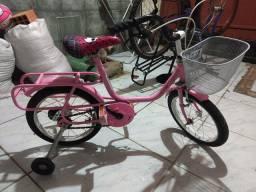 Bicicleta infantil Monark 1985