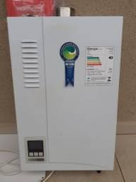 Abaixou- Aquecedor de Água a Gás Komeco KO 22DI Inox - GN - Gás Natural