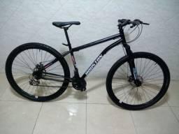 Bicicleta Aro 29, Freios a disco, Suspensão dianteira