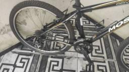 """Vendo bike aro 26 em ótimo estado de conservação quadro 15"""" marca Mosso Odyssey"""