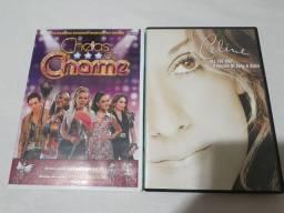 LEIA TODO O ANÚNCIO! DVD CELINE DION, CHEIAS DE CHARME
