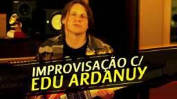 Curso Guitarra Online Edu Ardanuy, Roger Franco e outros