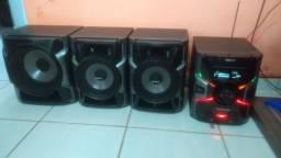 Som  Sony MHC-GPX5 900W
