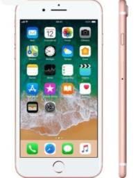 Iphone 7 plus Rose 32 gigas de memória