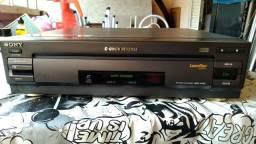 Laser Disc Sony