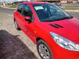 Peugeot 207 ano 2012 completo de tudo com 40.000 mil rodado